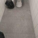 wc põranda plaatimine